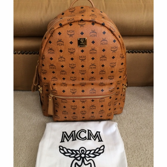 Mcm Bags Backpack Poshmark