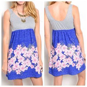 Dresses & Skirts - ‼️SALE‼️Weekend Stroll Floral Dress