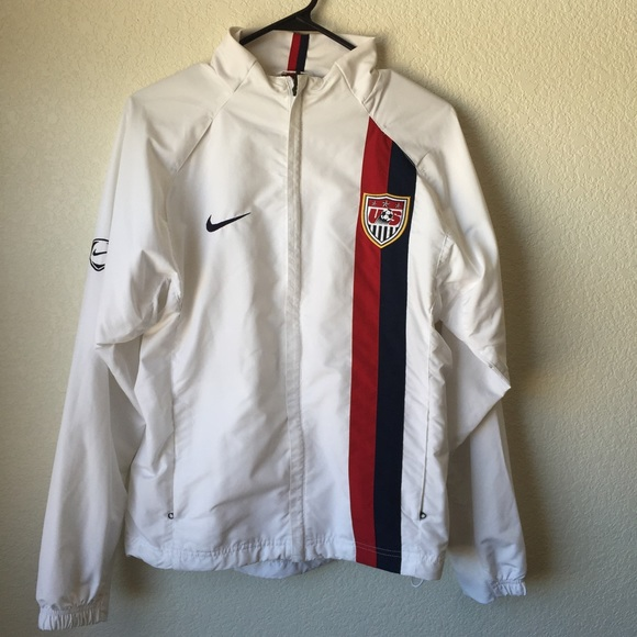 8b66e45991 Nike U.S. Men s National Soccer team windbreaker. M 5553c1cebcd4a70d470052ac