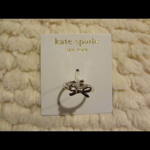 Kate Spade ribbon ring