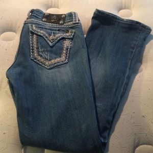 Excellent condition Miss Me jeans Size 28