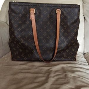 Louis Vuitton Authentic Cabas Piano Tote