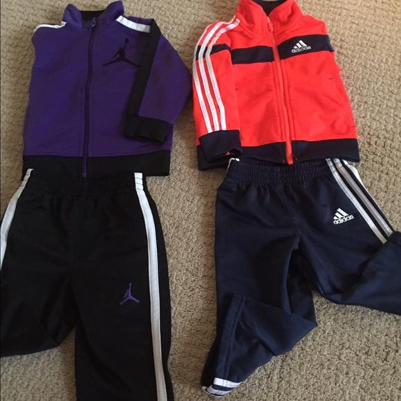 100300e10e1 Baby toddler tracksuit Jordan Nike Adidas boys 12M.  M_5553df46c7dcbf0e2e0003fd