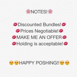 ❤️JUST SOME GUIDELINES!❤️