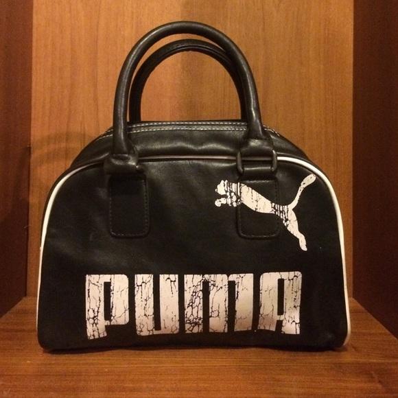Puma Bags | Small Puma Handbag | Poshmark