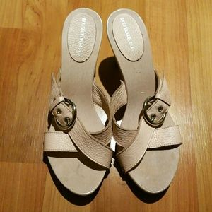 Burberry Sandal (authentic)