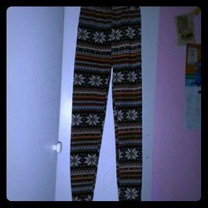 Denim - Cute leggings