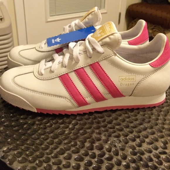 Adidas Dragon shoes size 7