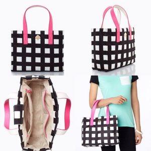 HOST PICK! Kate Spade Handbag (Black Pattern)