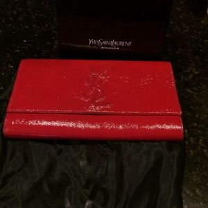 Yves Saint Laurent Clutches \u0026amp; Wallets on Poshmark