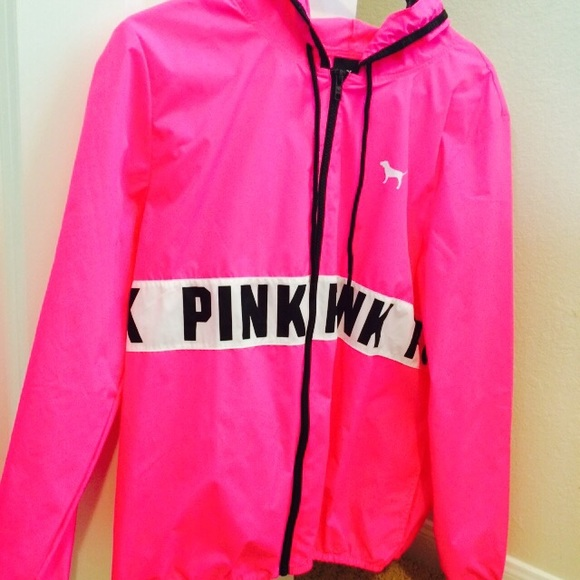 PINK Victoria's Secret - SOLD ON♏ PINK NWOT Anorak Jacket from ...