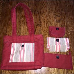 1154 Lill Studio  Handbags - 1154 Lill Studio tote and pouches