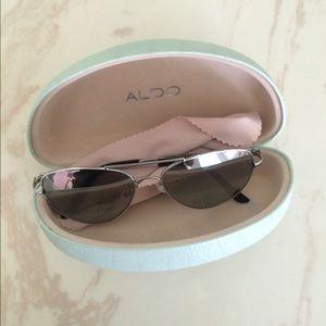 ALDO Accessories - Mint sunglasses case from ALDO