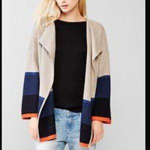 ISO!! Gap Colorblock Sweater Coat!!
