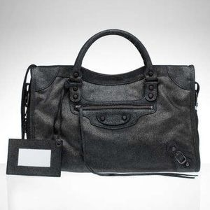 Balenciaga Handbags - Balenciaga city in noir, 10th anniversary NM