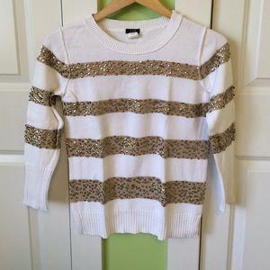 Cotton J. Crew sweater!