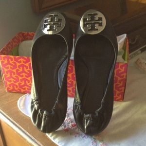 Tory Burch Reva ballet flats. Price firm.