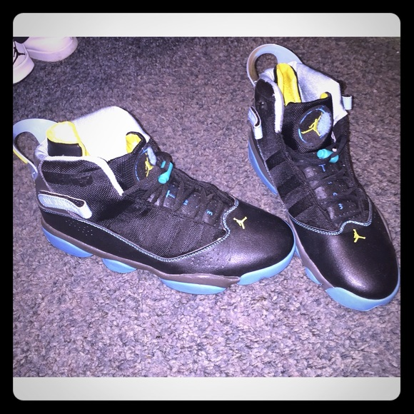 bd0750756ec Jordan Shoes | 6 Rings Gamma Blue | Poshmark