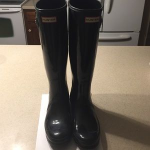 Hunter Boot size 8