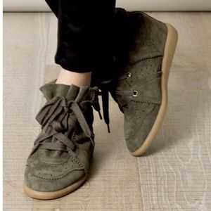 Isabel Marant Shoes - Isabel Marant Bobby sneakers