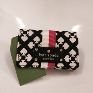 kate spade Holly Classic Card Holder Wallet