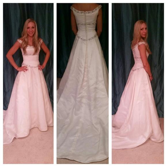Randy Fenoli Wedding Dresses.Randy Fenoli Wedding Dress Silk