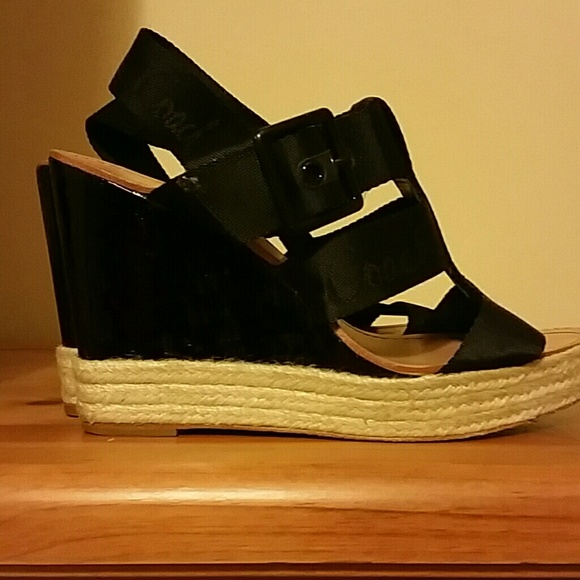 63 coach shoes coach wedges from ashlei s closet on