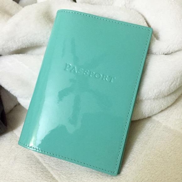 1d7fe131a0deb Tiffany & Co. Accessories | Tiffany Co Passport Cover New | Poshmark