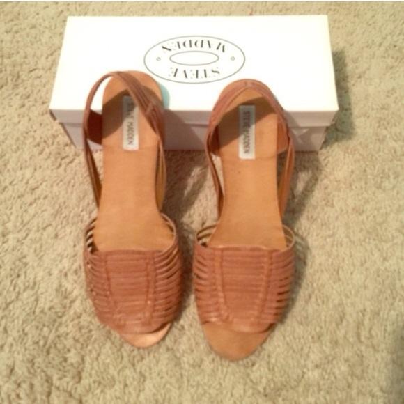 Steve Madden huarache sandals