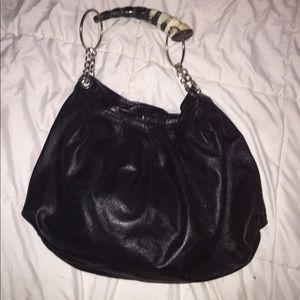 Handbags - Leather horn handle bag . Nice big bag
