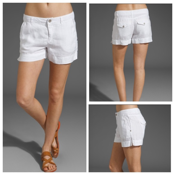 Fast Delivery Sale Online Countdown Package Linen Shorts Michael Stars With Mastercard Online di04QnVA