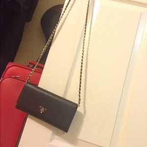 replica prada wallets - Prada Clutches & Wallets on Poshmark