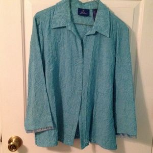 White Stag Crinkle Blouse 112