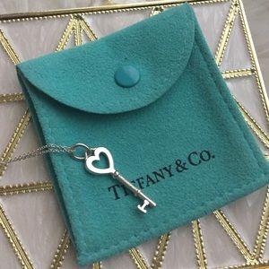 Tiffany heart key