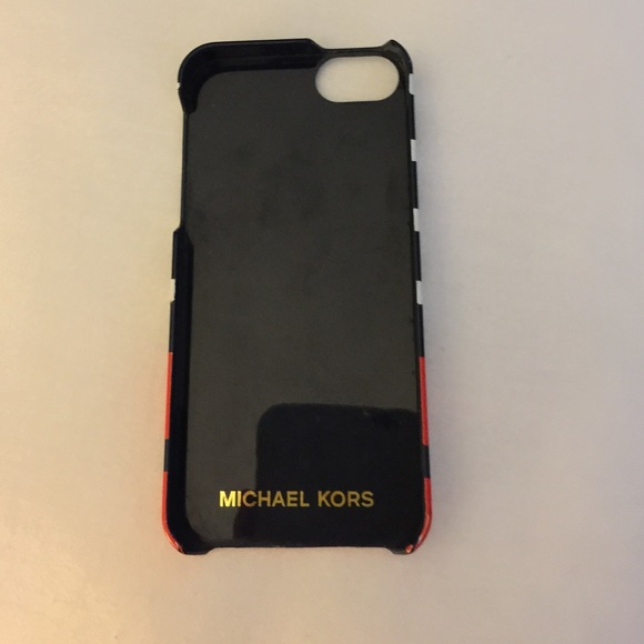 michael michael kors michael kors iphone 5 case from. Black Bedroom Furniture Sets. Home Design Ideas
