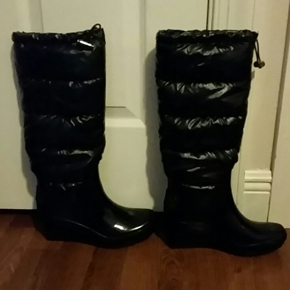 60 bcbgeneration shoes black wedge boots from
