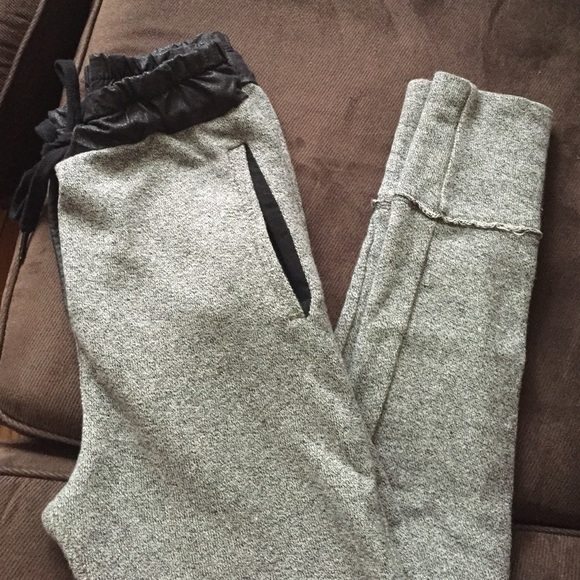 601dc8c9 Zara Pants | Sweat | Poshmark