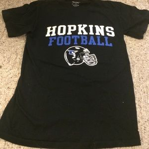 38 off champion tops nwot university of akron dryfit for Johns hopkins university t shirts