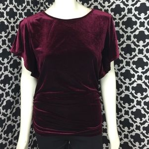 🆕LISTING Ruby Red Top ❗️SALE❗️