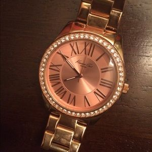 Kenneth Cole Accessories - Rose Gold Kenneth Cole women's Cole Watch