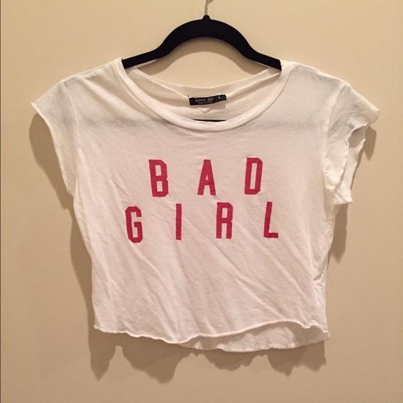 5883f0ac400 Hanger 221 Tops | Bad Girl Crop Top | Poshmark