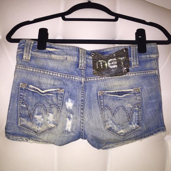 DENIM - Denim shorts Met mZMoFUs5
