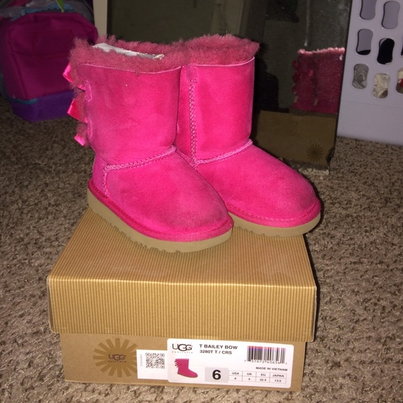 18% off UGG Other - Ugg boots toddler size 6 from Jessica's closet ...
