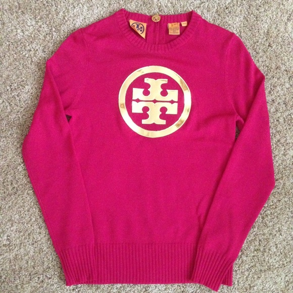 Tory Burch Pink Sweater 48