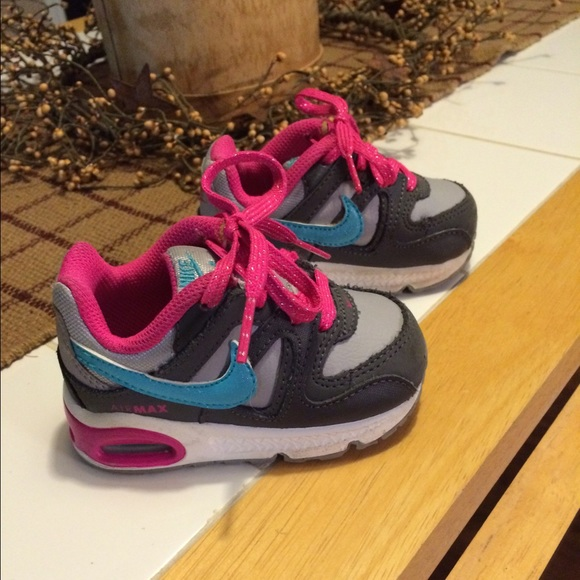 Baby Girl Nike Air Max Tennis Shoes 4C. M 555757aa397c621fc1007e1b 5263f7dcd