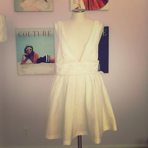 Whit Sabo Skirt Dress