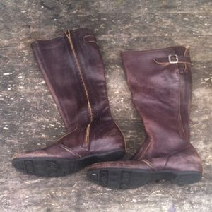 Ash High Quality Leather Boots