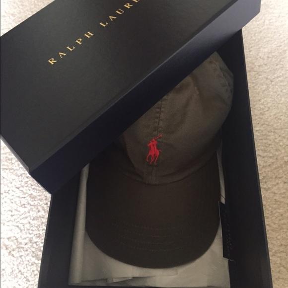 Polo Cap - Ralph Lauren hat NWT gift box authentic.  M 555774215e8a9562d008b834. Other Accessories ... 150e18e2875a
