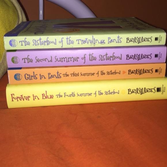 sisterhood of the traveling pants book report