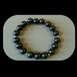Men's stretch bracelet